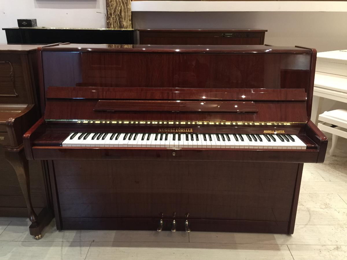 Пианино А. Ферстер, мод.116  Цена - 240 тыс. рублей
