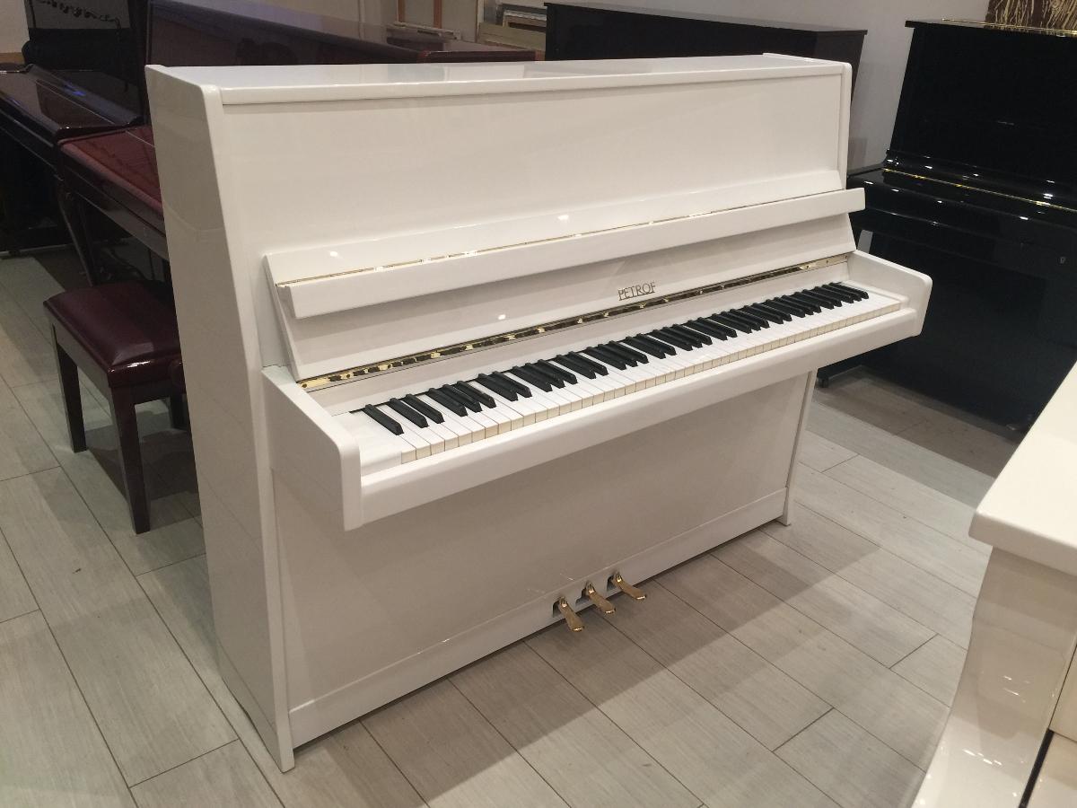 Пианино Петроф, мод. Р116 Цена - 160 тыс. рублей