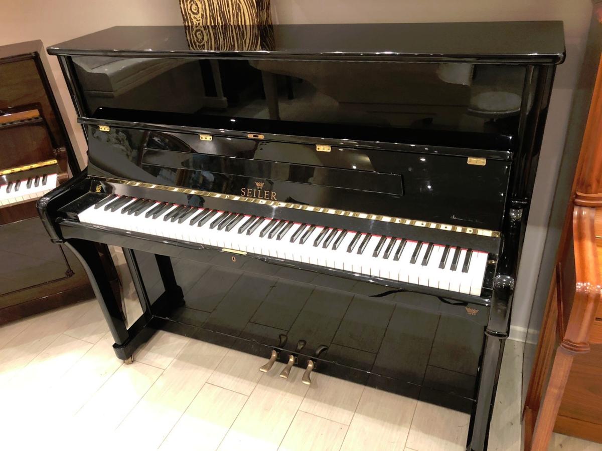 Пианино Зайлер 122 Консоль Цена - 500 тыс. рублей