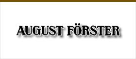 Модельный ряд August Förster
