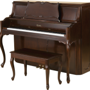 EUP-116FF | Formal French Upright